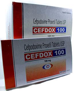 Cefdox-100